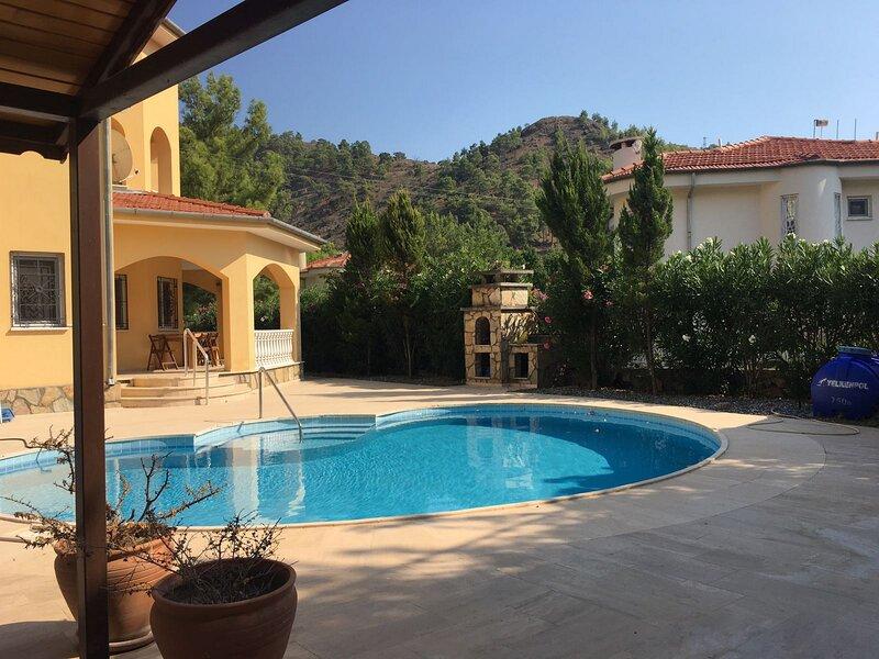 Infinity Ladybird Villa, alquiler vacacional en Dalaman