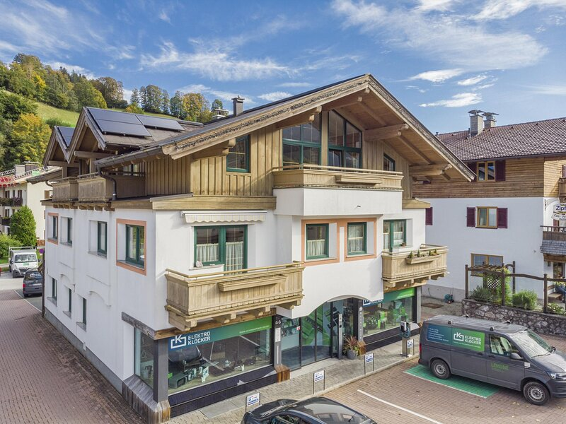 Apartment Ivonne, holiday rental in Brixen im Thale