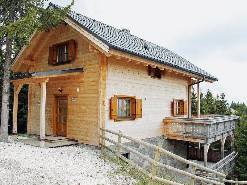 Chalet Bergoase, location de vacances à Hirschegg Rein