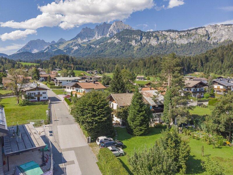 Haus Jöchl Top 2, location de vacances à St Johann in Tirol