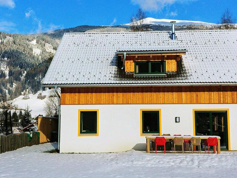 Murtal Chalet, holiday rental in Rennweg