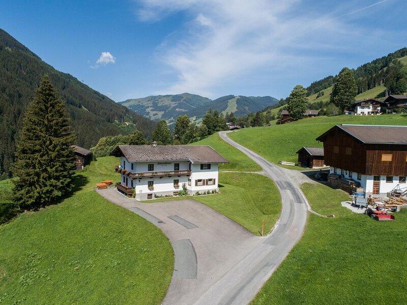 Chalet Schwoichbauer, aluguéis de temporada em Saalbach-Hinterglemm