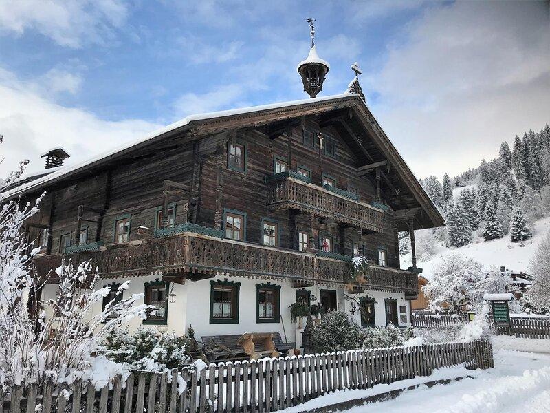 Der Hauserbauer Bramberg, location de vacances à Bicheln