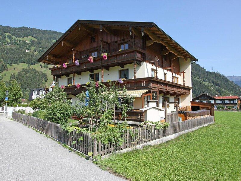 Fankhauser, aluguéis de temporada em Zell im Zillertal