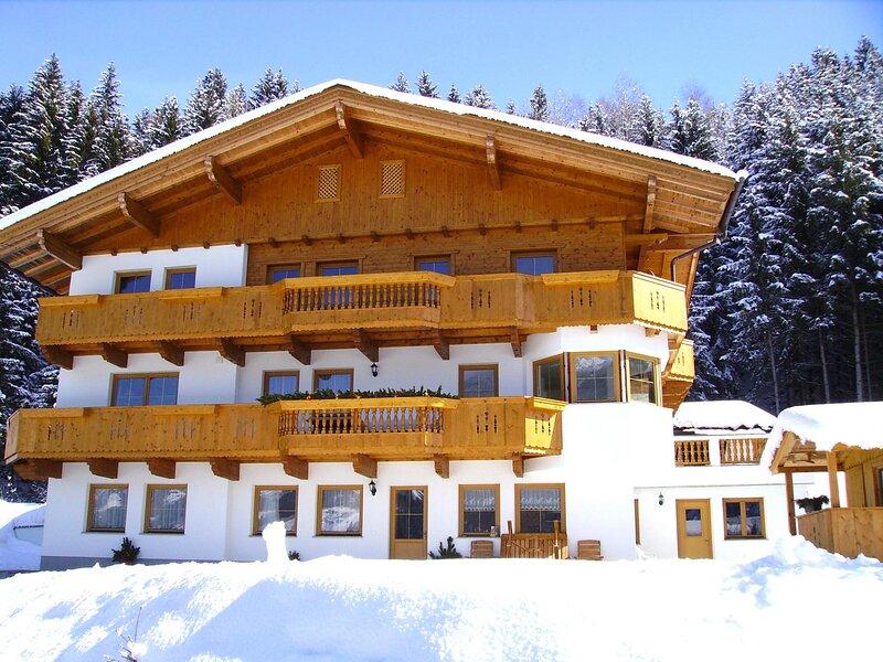 Ferienhaus Brandacher I, location de vacances à Thurnbach
