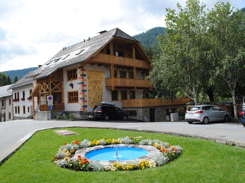 Ferienwohnung Corrie, holiday rental in Weisspriach