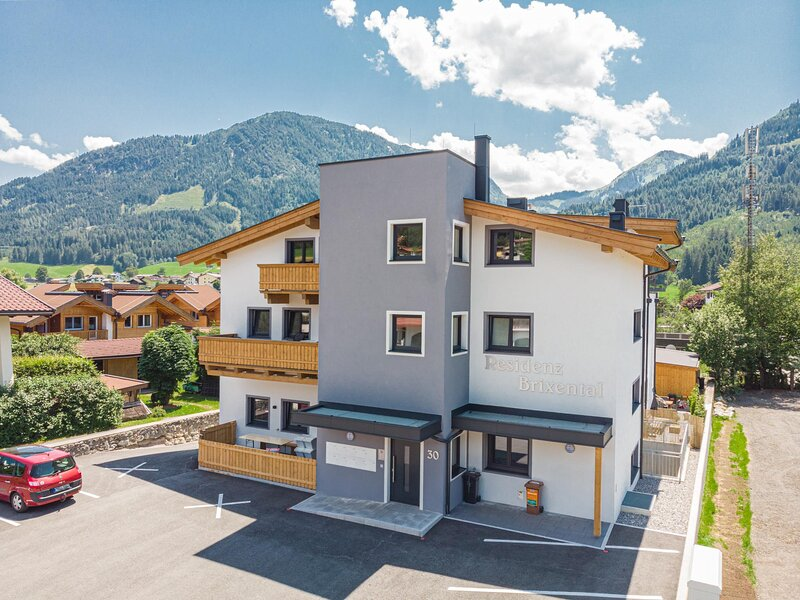 Haus Brixental T 4, holiday rental in Brixen im Thale