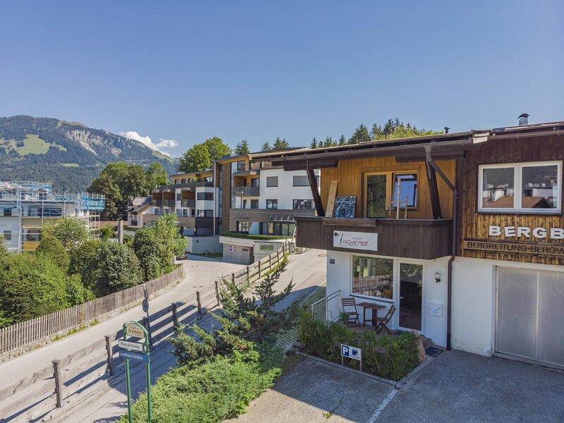 Haus Jöchl Top 3, location de vacances à St Johann in Tirol
