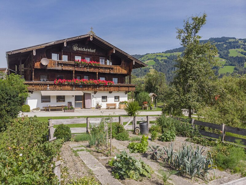 Haus Klingler, holiday rental in Kelchsau