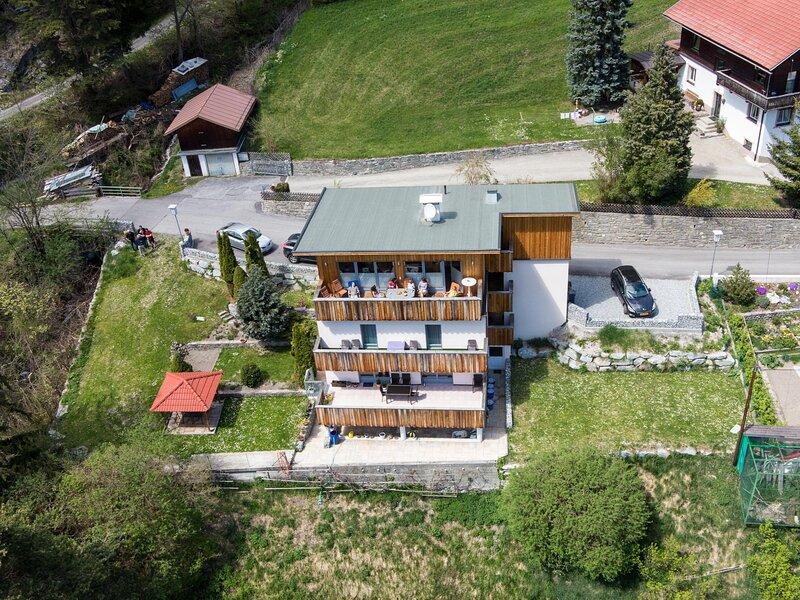 Haus Senn Tösens II, alquiler de vacaciones en Serfaus