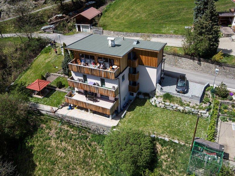 Haus Senn Tösens I, alquiler de vacaciones en Serfaus