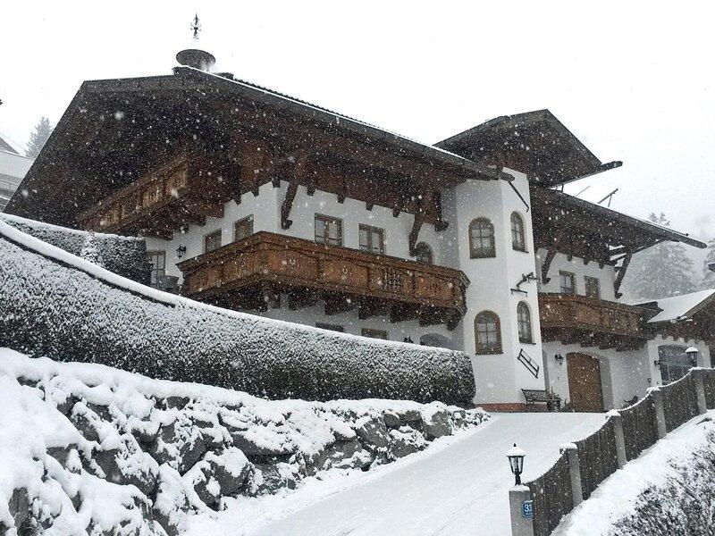 Hechenberger, holiday rental in Arzl im Pitztal