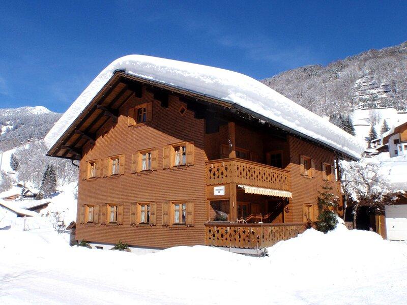 Landhaus Barbara, aluguéis de temporada em Dalaas