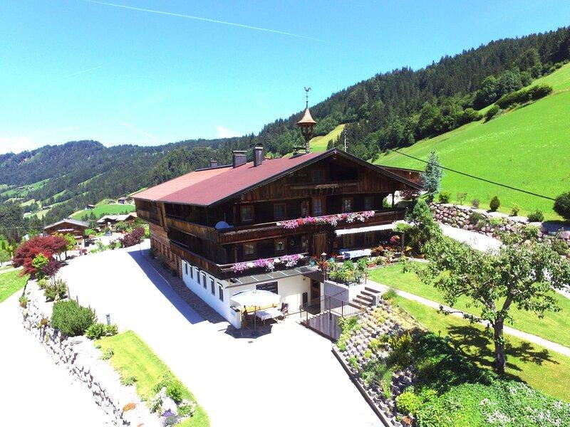 Oberschweiberhof, holiday rental in Grafenweg