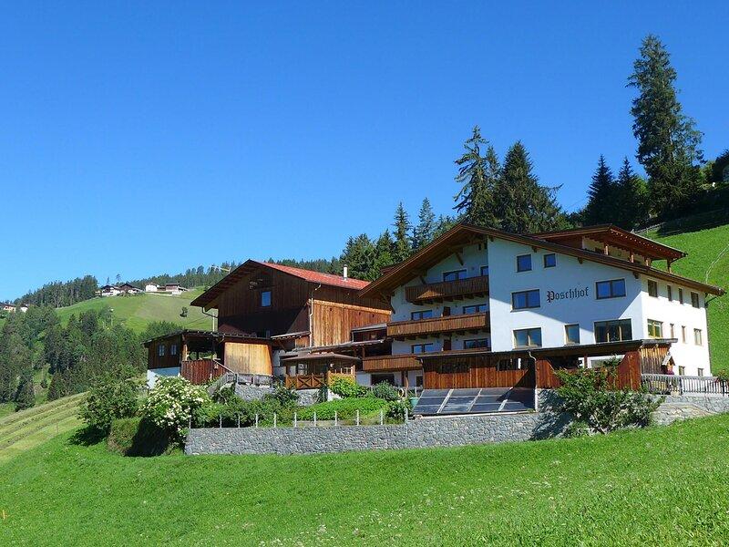 Poschhof II, alquiler de vacaciones en Feichten