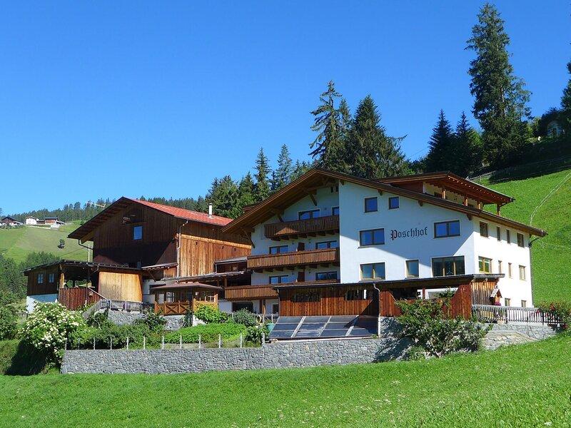Poschhof I, alquiler de vacaciones en Feichten