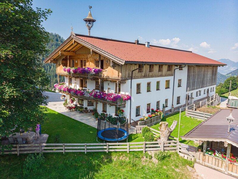 Salvenberg IIII, location de vacances à Schwoich