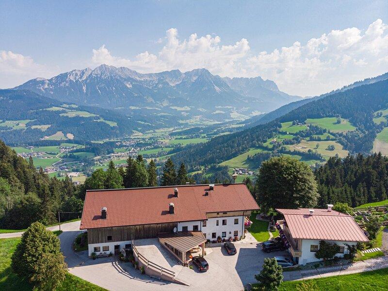 Salvenberg III, location de vacances à Schwoich
