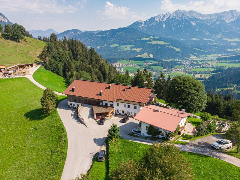 Salvenberg IIII & V, location de vacances à Schwoich