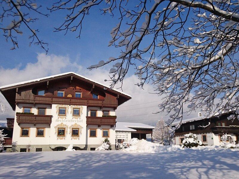 Schleicherhof V, location de vacances à Schlitters