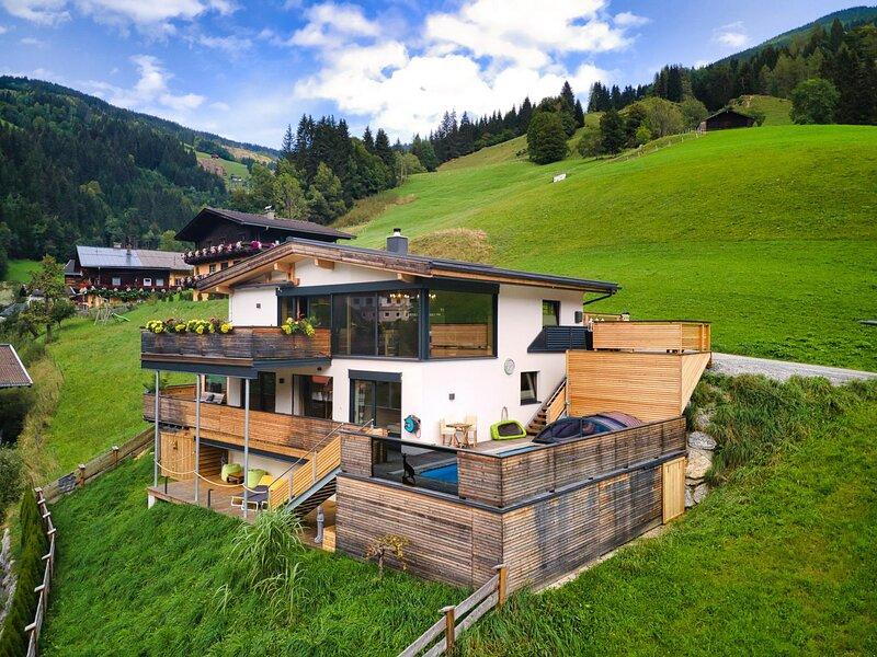 Skyline Villa, vacation rental in Viehhofen
