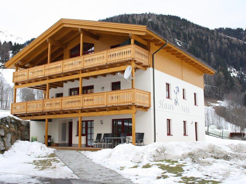Wohnung Iris IV, holiday rental in Embach