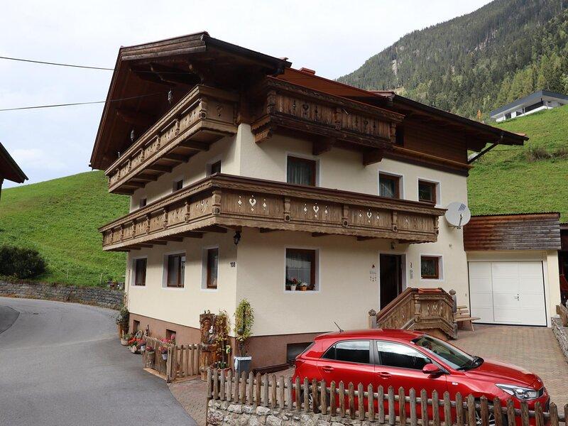 Wohlfarter, vacation rental in St. Leonhard im Pitztal