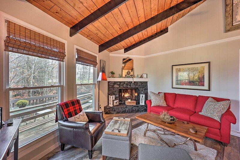 Beech Mountain Vacation Rental | 2 BR | 2 BA | 1,100 Sq Ft | Home