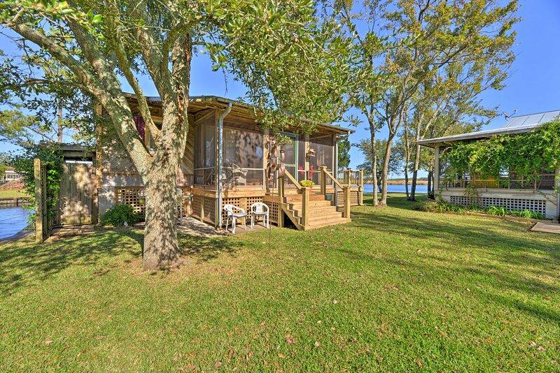 Belhaven Vacation Rental Cottage | 2BR | 1BA | 850 Sq Ft