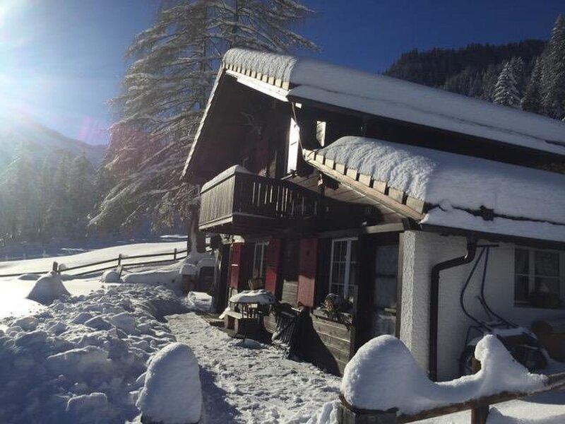 Summerhüsi, vacation rental in Achsete