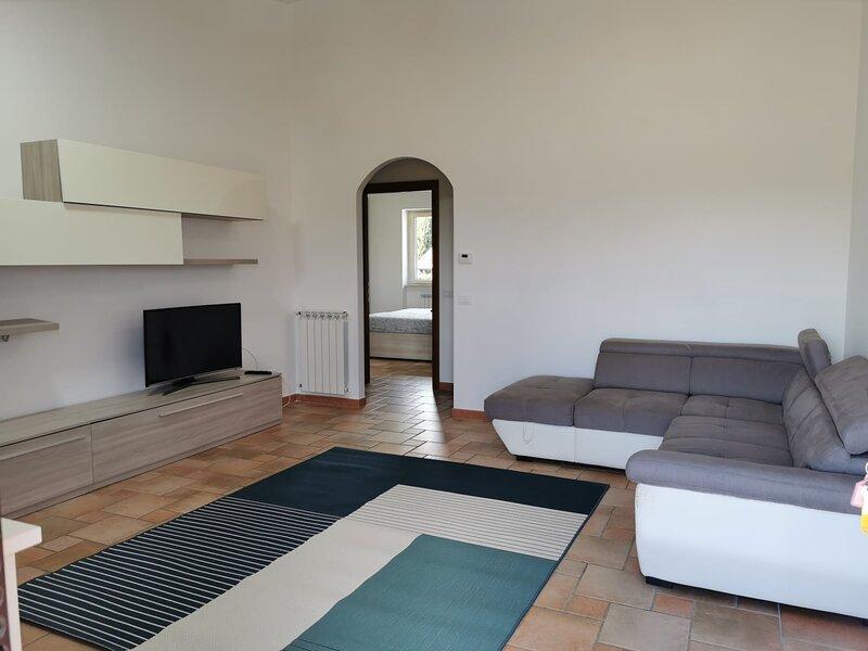 Apartment Roma Tor Vergata, holiday rental in Borghesiana