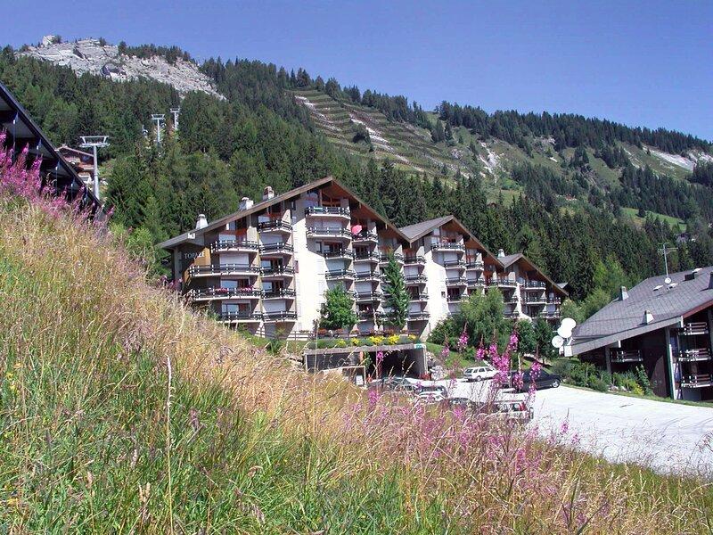 Topaze, alquiler de vacaciones en Anzère
