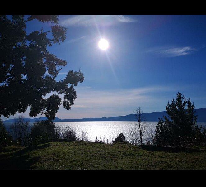 Cabañas Ayalén con vista al Lago, location de vacances à Région de l'Araucanie