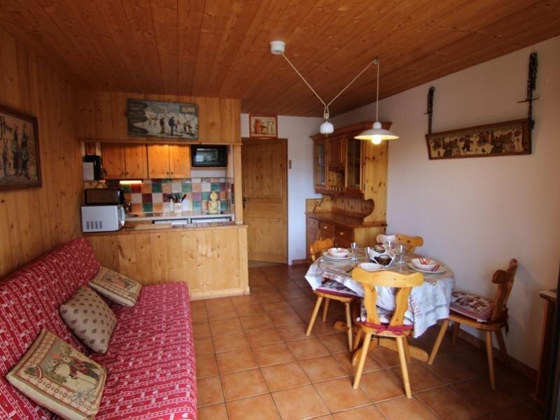 2 pièces 29 m² orienté SUD, holiday rental in Les Saisies