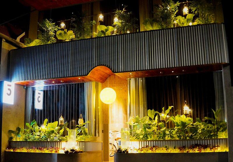 5-homestay 'Ốc đảo xanh' Vũng Tàu, location de vacances à Phuoc Hai