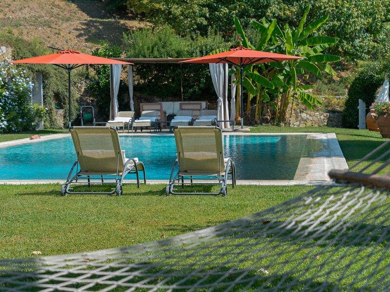 Pieve di San Pancrazio Villa Sleeps 14 with Pool Air Con and WiFi - 5834816, alquiler vacacional en Ciciana