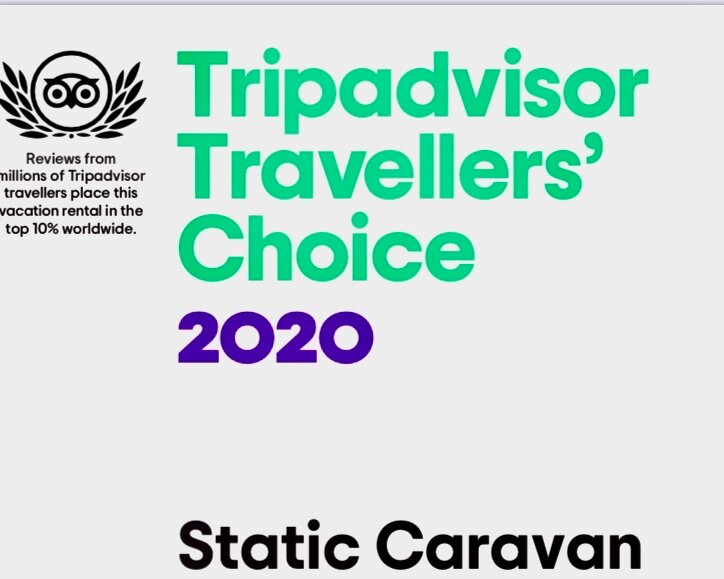 our 2020 Travellers Choice award
