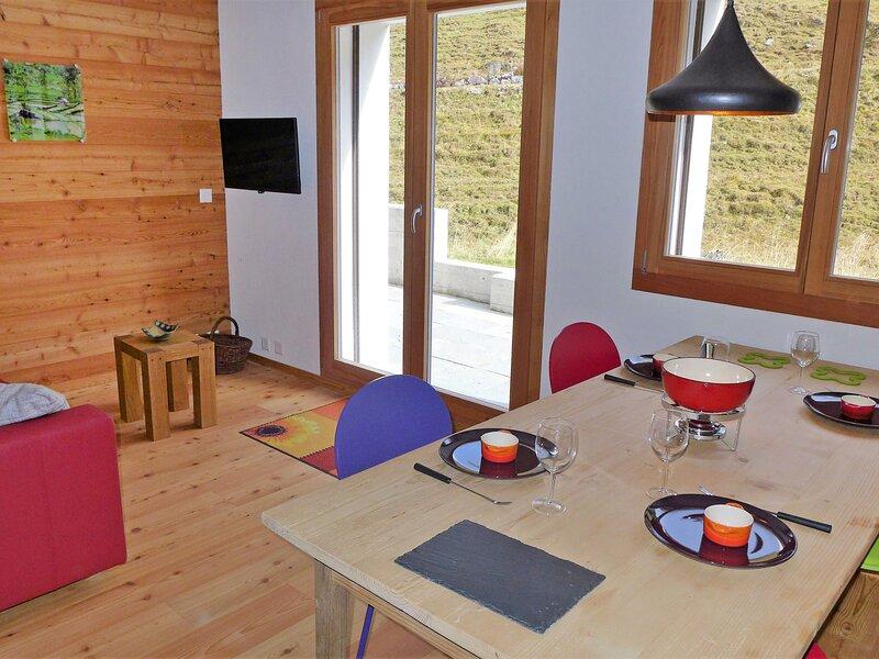 Rosablanche 003, location de vacances à Siviez