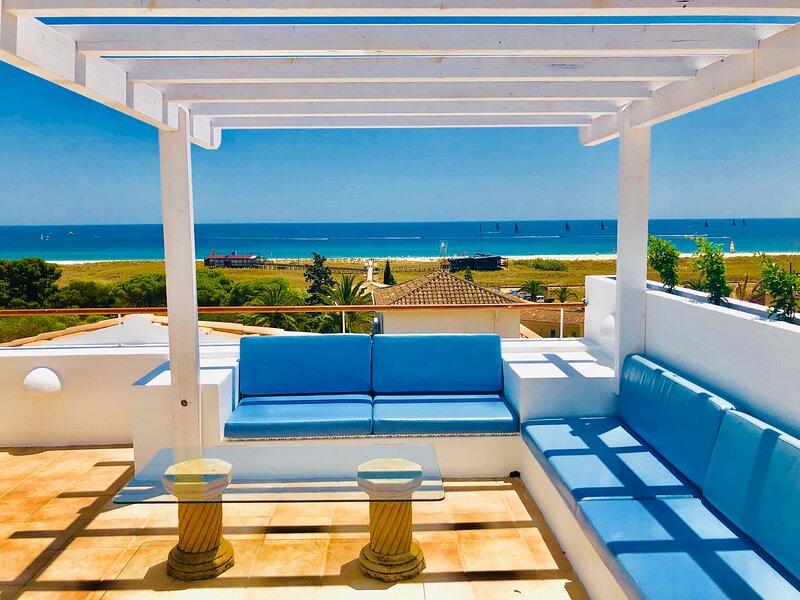 Villa Meia Praia, Ferienwohnung in Lagos