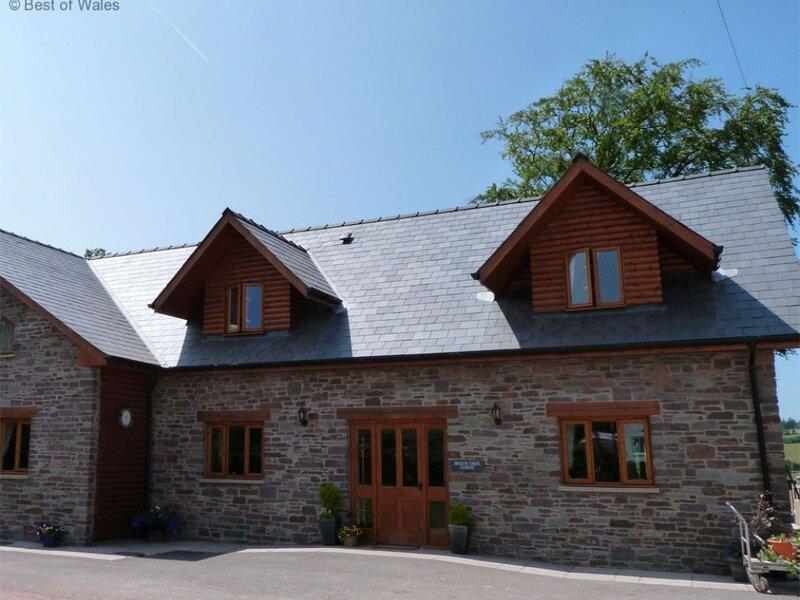 Crai House, vacation rental in Trecastle