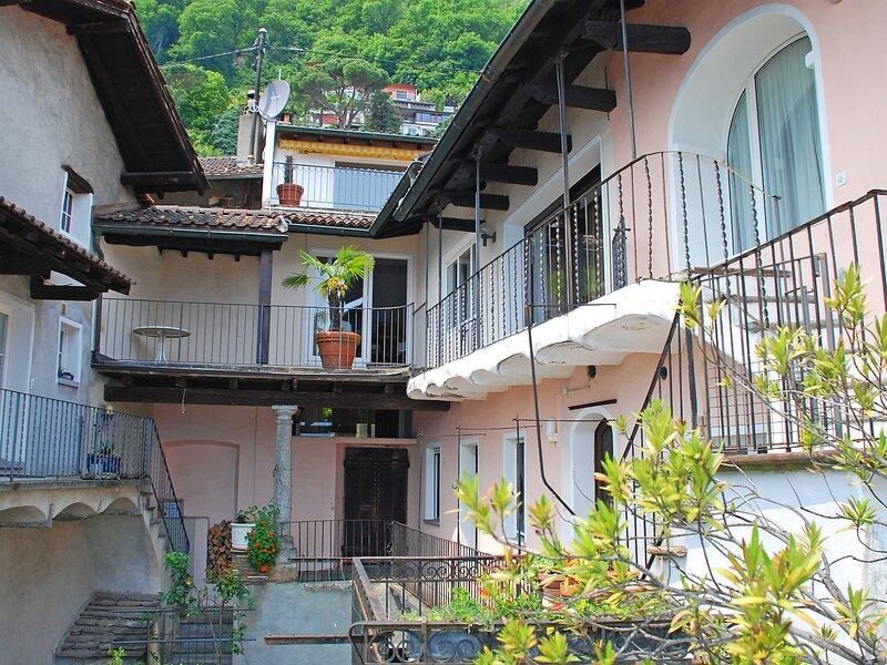 Casa Schalom, alquiler de vacaciones en Ronco sopra Ascona