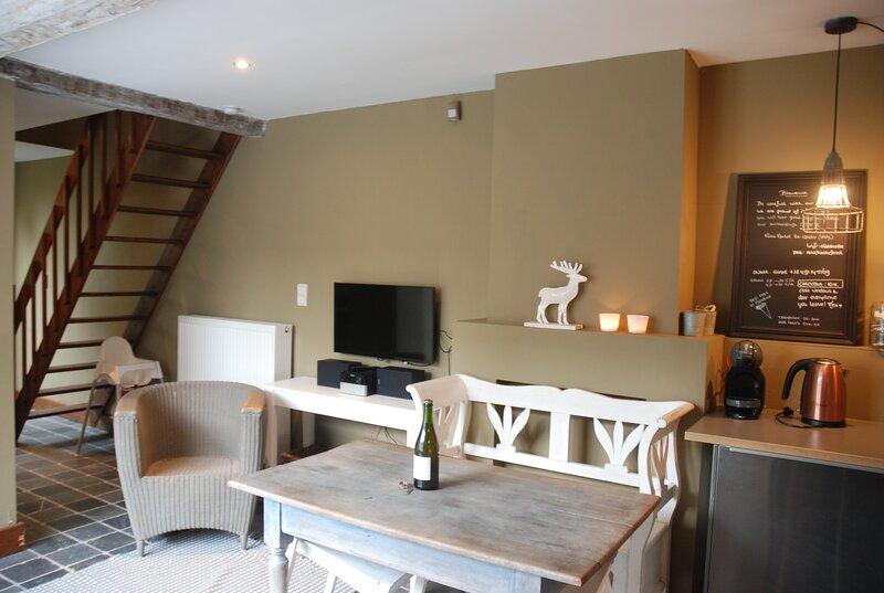 Ô lit de l'Ourthe cottage-landelijke huisjes in de Ardennen, holiday rental in Werpin