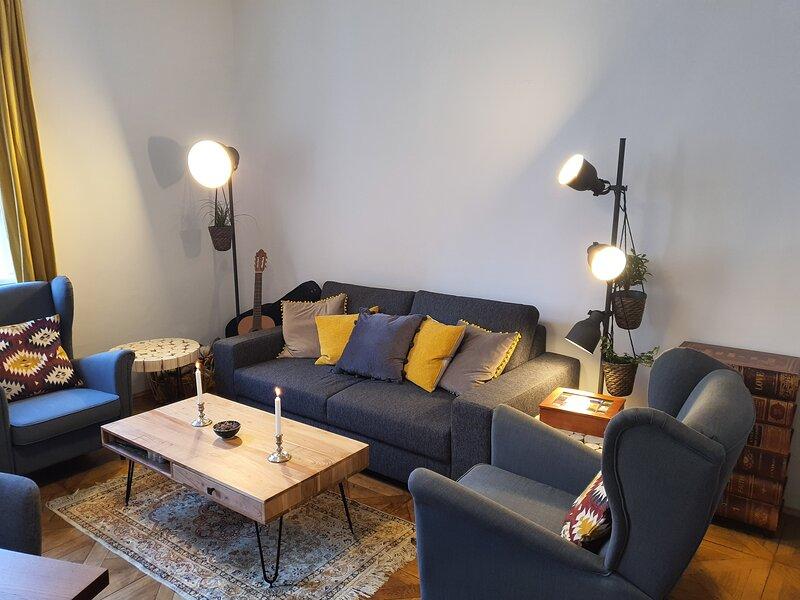 Central Graz Apartments by Paymán Club, alquiler vacacional en Gundersdorf