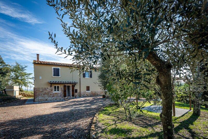 Col di Pietra, holiday rental in Montaione