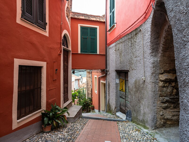 Il Mulino (VLO207), vakantiewoning in Valloria