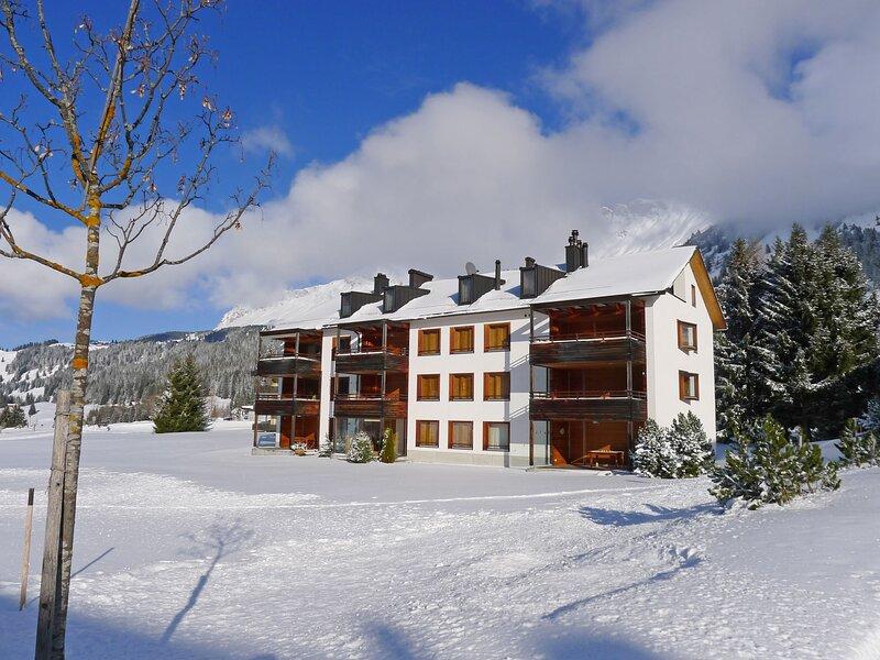 Apartment By easy, vacation rental in Tschiertschen