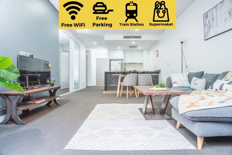 Stunning & Cozy 1 Bedroom APT In Heart of Mascot, vacation rental in Marrickville