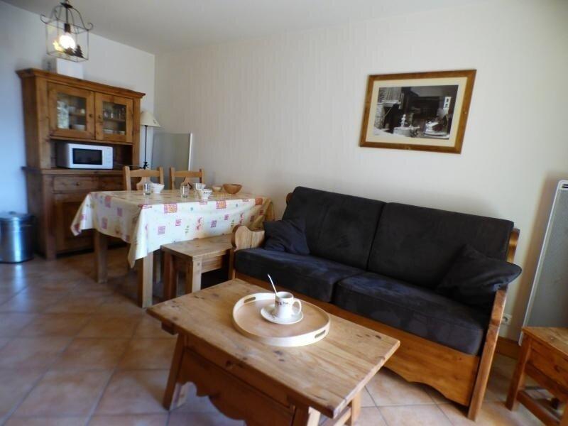 SECTEUR BISANNE 1500 - Appartement de standing de 33 m² avec piscine, holiday rental in Queige