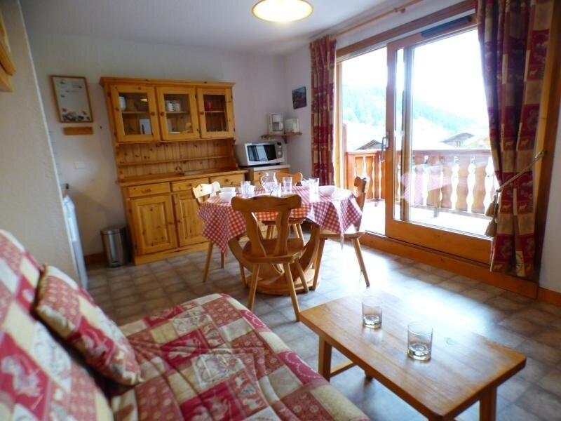 Confortable 2 pièces alcove de 31 m², classé 2**, holiday rental in Les Saisies