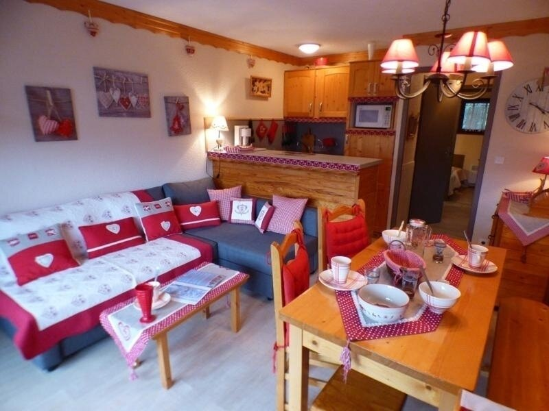 2 pièces 28 m² orienté SUD, holiday rental in Les Saisies